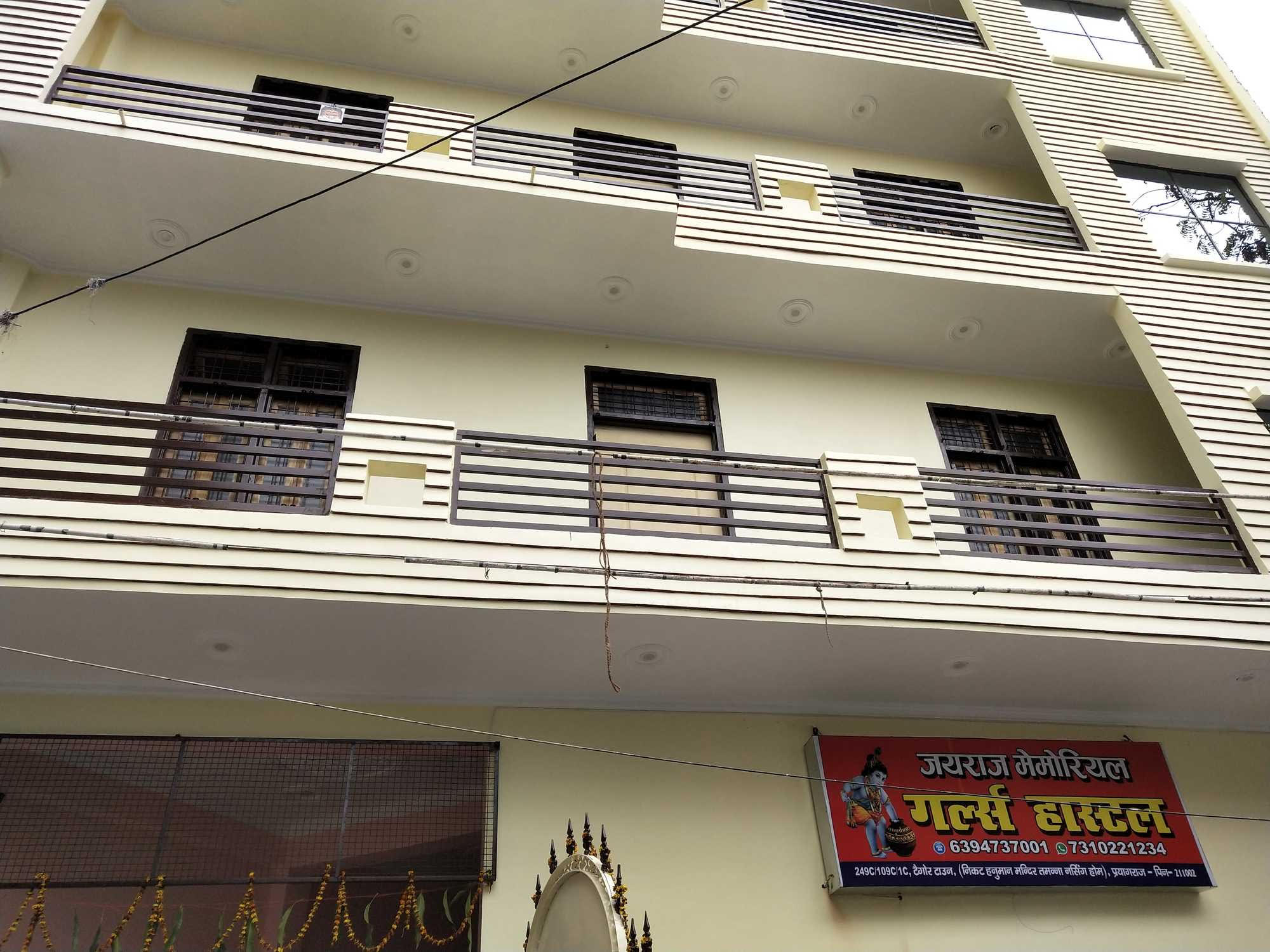 Jai Raj Memorial Girls Hostel